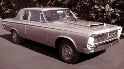 1965 Plymouth Belvedere A 990 Super Stock Race Hemi 4
