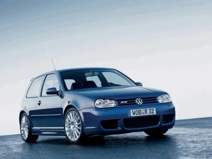 2002 Volkswagen Golf R32 ( IV series ) 2