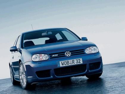 2002 Volkswagen Golf R32 ( IV series ) 3