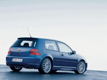 2002 Volkswagen Golf R32 ( IV series ) 4