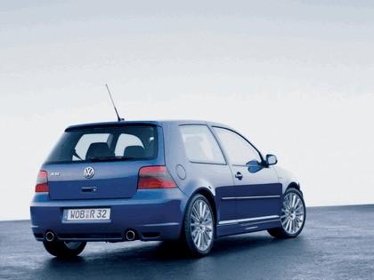 2002 Volkswagen Golf R32 ( IV series ) 5