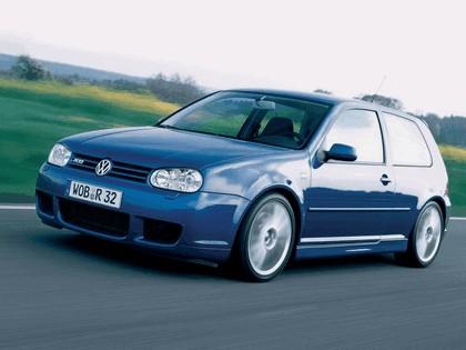 2002 Volkswagen Golf R32 ( IV series ) 11