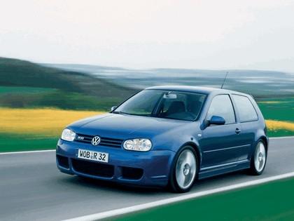 2002 Volkswagen Golf R32 ( IV series ) 12