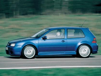 2002 Volkswagen Golf R32 ( IV series ) 14