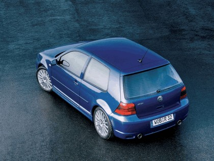 2002 Volkswagen Golf R32 ( IV series ) 16