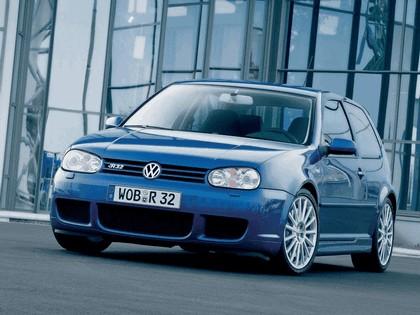 2002 Volkswagen Golf R32 ( IV series ) 17