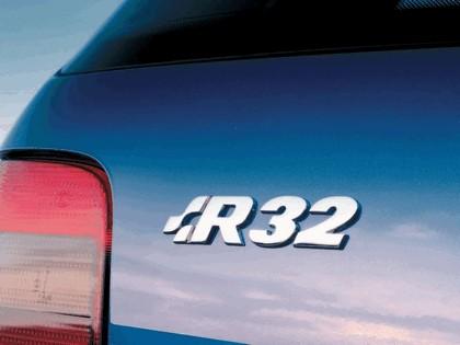 2002 Volkswagen Golf R32 ( IV series ) 19