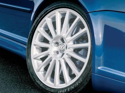 2002 Volkswagen Golf R32 ( IV series ) 24
