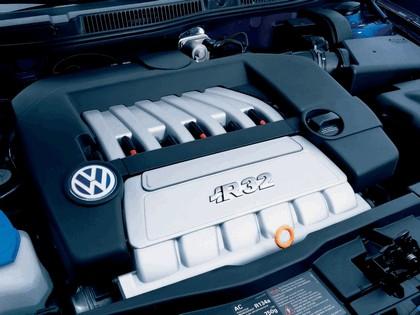 2002 Volkswagen Golf R32 ( IV series ) 37