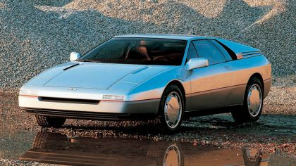 1984 Italdesign Maya ( powered by Ford ) 9