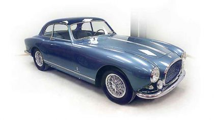 1952 Ferrari 212 Inter Pininfarina coupé 8