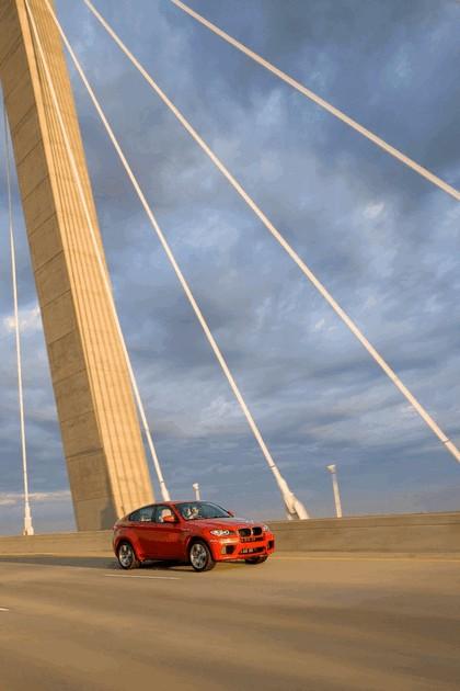 2009 BMW X6 M 7