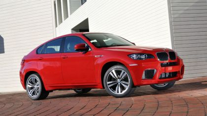 2009 BMW X6 M 1