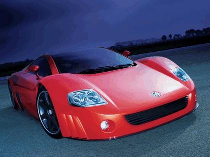 2002 Volkswagen W12 Nardò 5