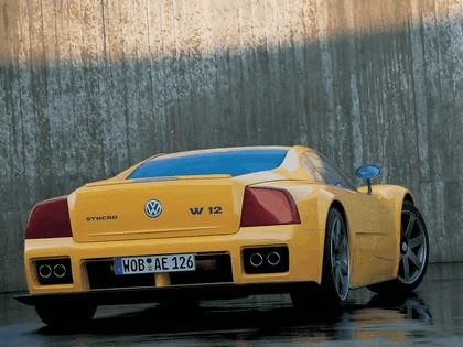 2002 Volkswagen W12 Nardò 18
