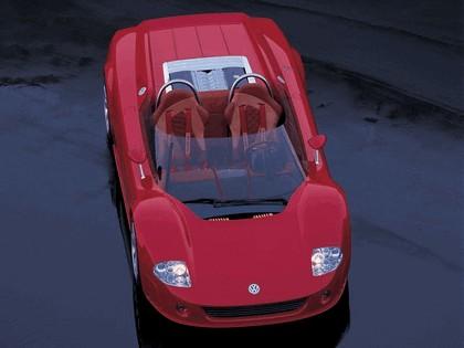 2002 Volkswagen W12 Nardò 25