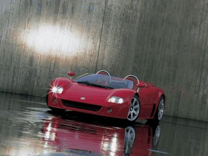 2002 Volkswagen W12 Nardò 29