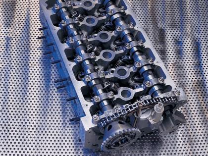 2002 Volkswagen W12 Nardò 37