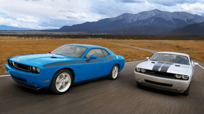 2009 Dodge Challenger SE Rallye 3