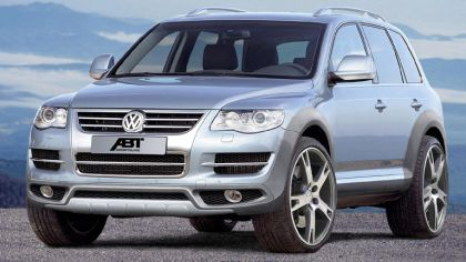 2008 Volkswagen Touareg TDI Sportsline by ABT 9