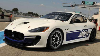 2009 Maserati GranTurismo MC GT4 7