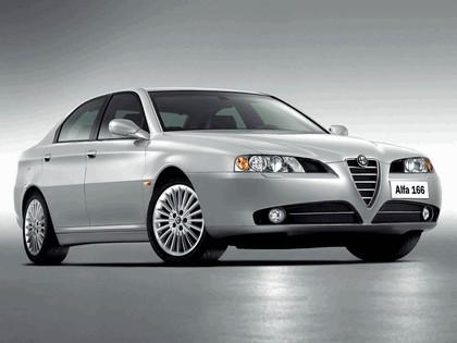 2003 Alfa Romeo 166 2