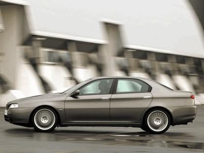 2003 Alfa Romeo 166 13