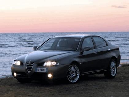 2003 Alfa Romeo 166 18