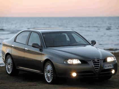 2003 Alfa Romeo 166 19