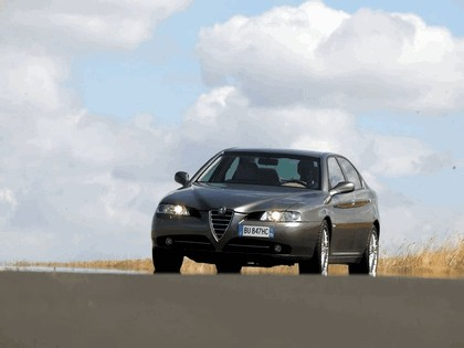 2003 Alfa Romeo 166 20