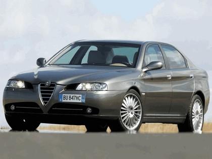 2003 Alfa Romeo 166 21