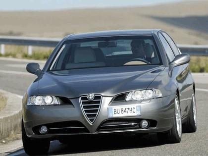 2003 Alfa Romeo 166 22
