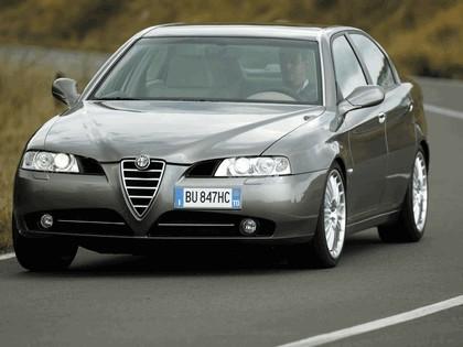 2003 Alfa Romeo 166 23