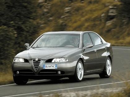 2003 Alfa Romeo 166 24