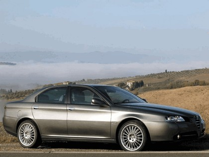 2003 Alfa Romeo 166 32