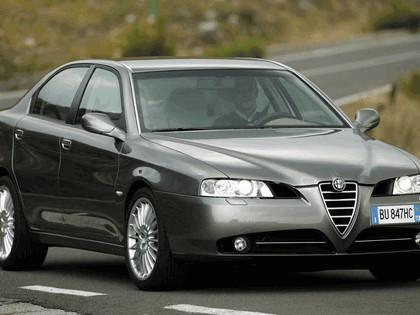 2003 Alfa Romeo 166 36