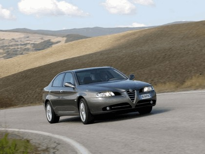 2003 Alfa Romeo 166 38