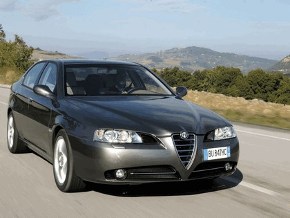 2003 Alfa Romeo 166 41
