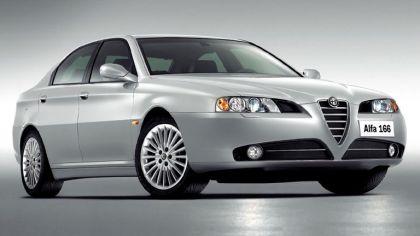 2003 Alfa Romeo 166 1