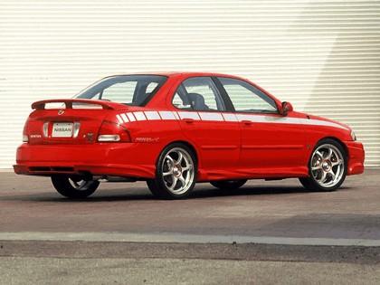 2004 Nissan Sentra SE-R Spec-V by Stillen 2