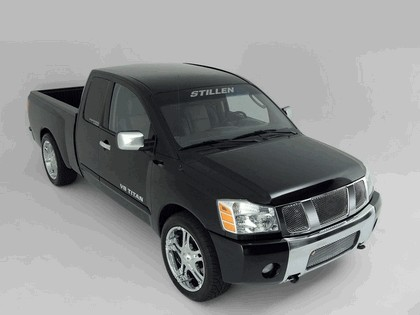 2004 Nissan Titan by Stillen 1