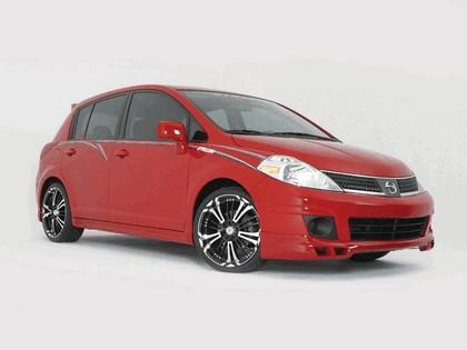 2007 Nissan Versa by Stillen 1