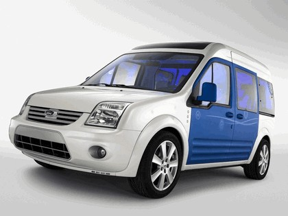 2009 Ford Transit Connect Family One concept 1