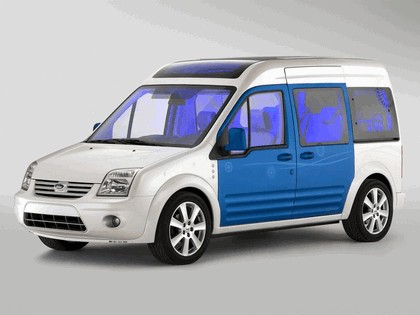 2009 Ford Transit Connect Family One concept 2