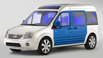2009 Ford Transit Connect Family One concept 4