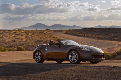 2010 Nissan 370Z roadster 7