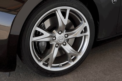 2010 Nissan 370Z roadster 12