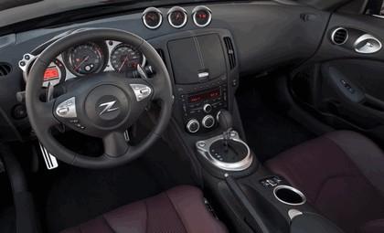 2010 Nissan 370Z roadster 14