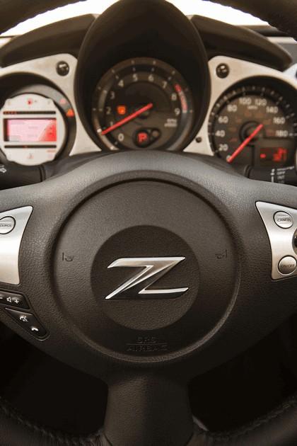 2010 Nissan 370Z roadster 20