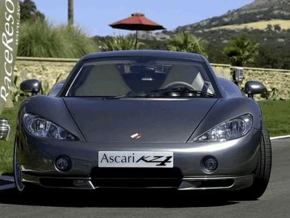 2003 Ascari KZ1 prototype 1